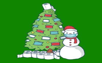 Karácsony korona idején?